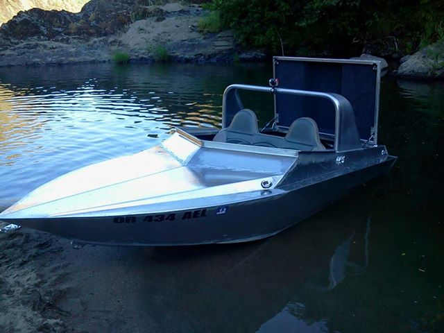 OUTLAW EAGLE MANUFACTURING :: View topic - 12ft mini jet boat