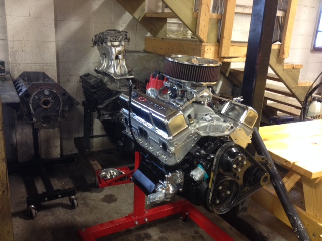 OUTLAW EAGLE MANUFACTURING :: View topic - 383 stroker  MINT