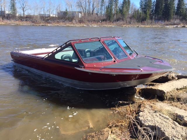 Boat Builder Outlaw Eagle