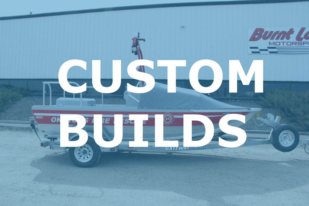 Custom Built Work Boats